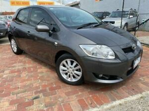 2008 Toyota Corolla ZRE152R Conquest Grey Metallic 6 Speed Manual Hatchback Bentleigh East Glen Eira Area Preview