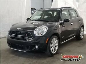 MINI Cooper Countryman S ALL4 Toit Panoramique Cuir MAGS AWD 201