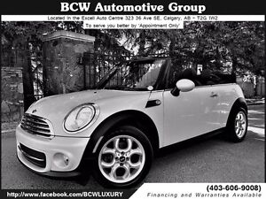 2013 MINI Cooper Convertible SOLD! $22,995.00
