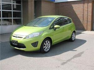 2011 Ford Fiesta SE + Accident Free