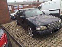 Breaking 1996 Mercedes W202 C230 Kompressor ATP Tour Sport Auto (Left hand drive) for spares