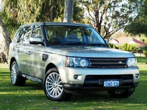2012 Land Rover Range Rover Sport L320 12MY SDV6 CommandShift Gold 6 Speed Sports Automatic Wagon Myaree Melville Area Preview
