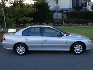 2006 Holden Commodore VZ Executive Silver Metallic 4 Speed Automatic Sedan Chermside Brisbane North East Preview