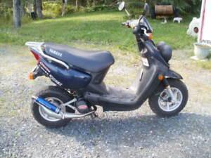 Scooter, Yamaha  YW50 2004  Beeweez modifié à vendre