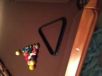 Beutiful Pool Table