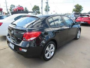2014 Holden Cruze JH MY14 Equipe Black 6 Speed Automatic Hatchback Hoppers Crossing Wyndham Area Preview