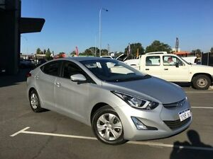 2014 Hyundai Elantra MD2 Active Silver 6 Speed Automatic Sedan Beckenham Gosnells Area Preview