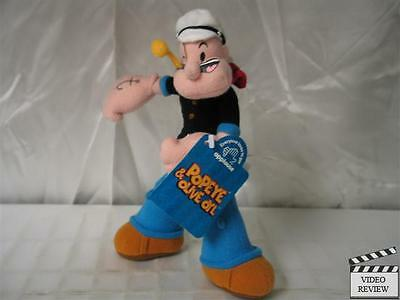 Popeye 8 inch poseable doll; Applause NEW