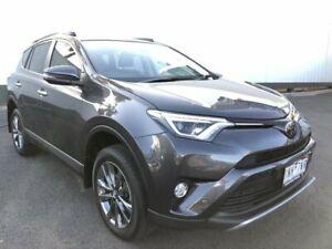 2018 Toyota RAV4 ASA44R Cruiser AWD Grey 6 Speed Sports Automatic Wagon Oakleigh Monash Area Preview