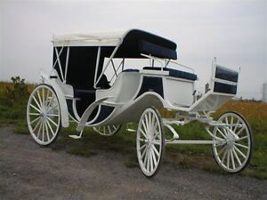 Carriages , wagon, sleighs , carts all new made to order! Sarnia Sarnia Area image 5