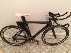 riathlon | TT Bike | Trek Speed Concept 7.5 Medium with SRAM Force - Pristine Condition