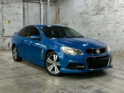 2014 Holden Commodore VF MY14 SS Blue 6 Speed Manual Sedan Mile End South West Torrens Area Preview