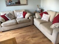 2 Large 2 seater Sofa's - Sorry Deposit Taken 30/8 - will close once collected.