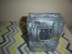 Kong 5-Disc collector's Edition.