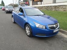 2009 Holden Cruze JG CD Blue 5 Speed Manual Sedan Sylvania Sutherland Area Preview