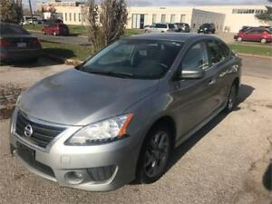 2014 Nissan Sentra SR *free certification this month*