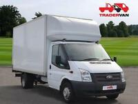 13 FORD Transit T350 2.2 TDCi Luton with Tail Lift DIESEL MANUAL