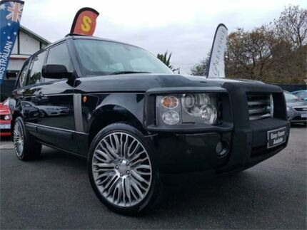 2004 Land Rover Range Rover HSE 5 Speed Automatic Wagon Mount Hawthorn Vincent Area Preview