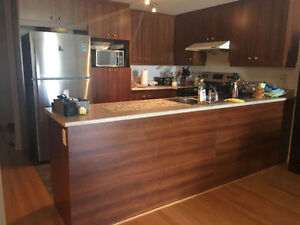 Beautiful 1 bedroom Condo in Bois Franc-Parking+Locker