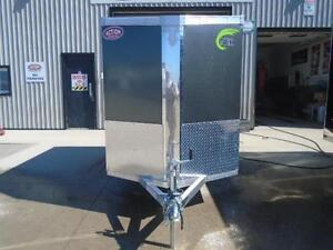 MOTORCYCLE TRAILER ALL ALUMINUM NEO 5X9' - LIGHT WEIGHT London Ontario image 8