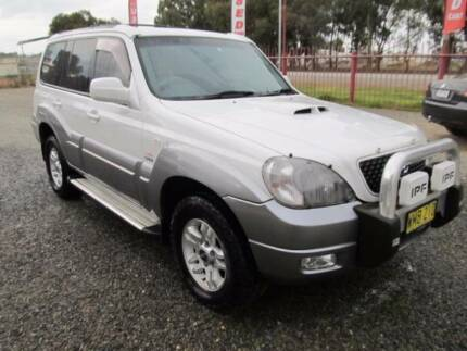 2006 Hyundai Terracan Turbo Diesel 4 x 4 7 Seater Wagon Yarrawonga Moira Area Preview