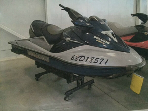 Used 2004 Sea Doo/BRP GTX 4 -TECH LIMITED SUPERCHARGED 2004