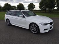 2014/64 BMW 335 3.0TD ( 313bhp ) 4X4 Touring Auto X Drive M Sport