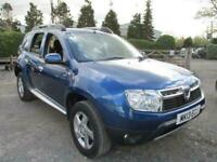 2013 13 DACIA DUSTER 1.5 LAUREATE DCI 5DR ALLOYS CD AIRCON 6SPEED GEARBOX