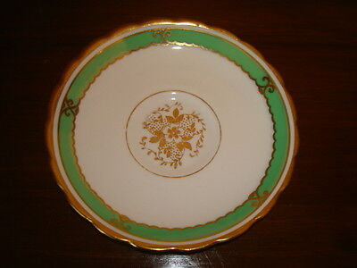 Vintage Tuscan England Fine Bone China Kaffee Tee Tea Saucer Untertasse Vintage Fine China