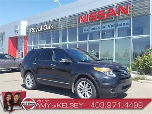 2013 Ford Explorer Limited 4x4 **LEATHER and NAV**