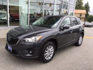 2015 Mazda CX-5 GS AWD at CAREFULLY CRAFTED TO ACHIEVE THE IMPOS
