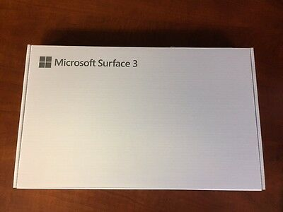 NEW Microsoft Surface 3 Tablet Silver (10.8-Inch, 128 GB, Windows 10) GL4-00009