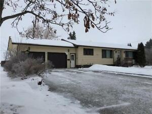 Price Change for 5 BR home with attached garage in Rossburn MB