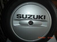 Suzuki Grand Vitara Spare Wheel