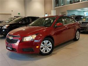 2012 Chevrolet Cruze LT TURBO-AUTOMATIC-ONLY 65K