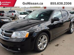 2013 Dodge Avenger SXT, Alloy Wheels, Sunroof, Low Kms!