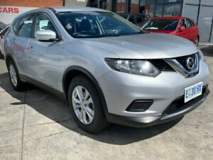 2015 Nissan X-Trail T32 ST X-tronic 4WD Silver 7 Speed Constant Variable Wagon North Hobart Hobart City Preview