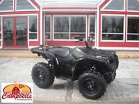 2014 YAMAHA GRIZZLY 700 SE Moncton New Brunswick Preview