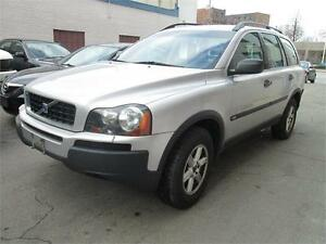 2004 Volvo XC90 148km/No Accident/7 PASS/Extra clean.