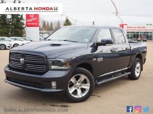 2015 Ram 1500 Sport Low Kms Heated Leather Seats