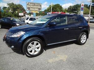 2007 Nissan Murano SUV, Safety/Emission Certified