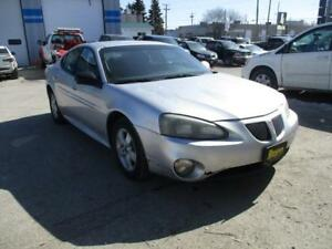 2005 PONTIAC GRAND PRIX. SAFETY & WARRANTY, 3.8L $3,950