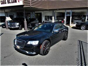 2017 Chrysler 300C PLATINUM AWD
