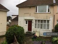 1 bedroom flat in Weston Super Mare, Bristol, BS22 (1 bed)