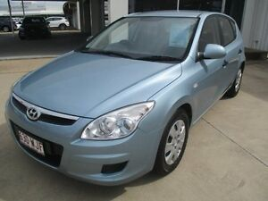 2010 Hyundai i30  Blue Manual Ayr Burdekin Area Preview