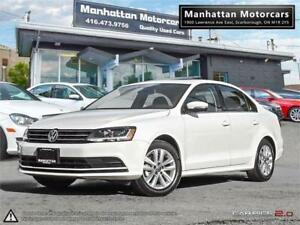 2017 VOLKSWAGEN JETTA 1.4T WOLFSBURG |ROOF|ALLOY|WARRANTY|LOW KM