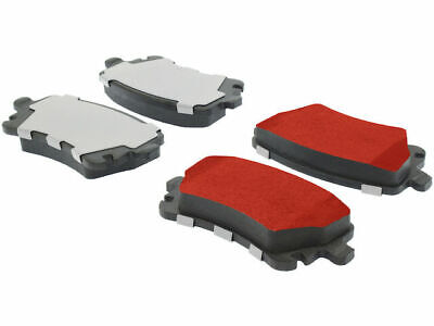 For 1991-2012 Bentley Continental Brake Pad Set Rear Centric 97185JC 1992 1993