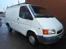 1999 Ford Transit 2.5D ( 76ps ) 100