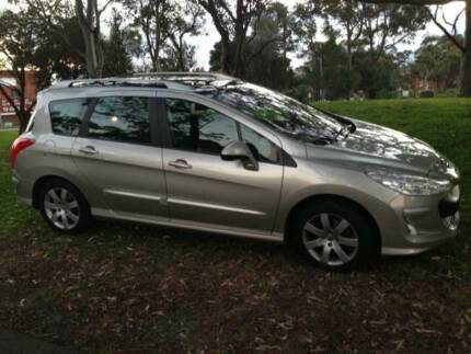 2009 Peugeot 308 Wagon Pagewood Botany Bay Area Preview