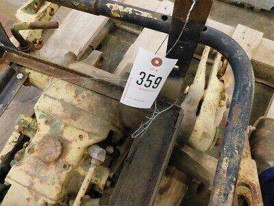 John Deere 40 Industrial Tractor Rockshaft Housing Part M8169 Tag 359